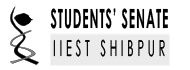 Students' Senate of IIEST Shibpur