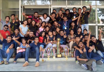 IIEST Architecture Students Blasted ZONASA 2015